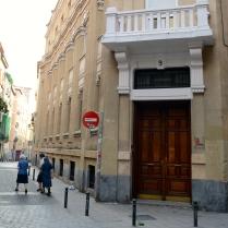 Nuns in Madrid.